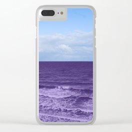 Ultra Ocean Clear iPhone Case