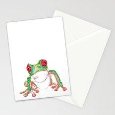Froglet Stationery Cards