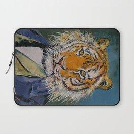 Gentleman Tiger Laptop Sleeve