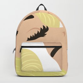 Kissing couple Backpack