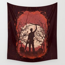 Ash Graves Wall Tapestry