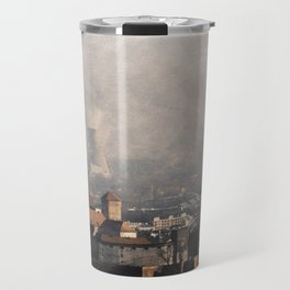 Wawel from above Travel Mug