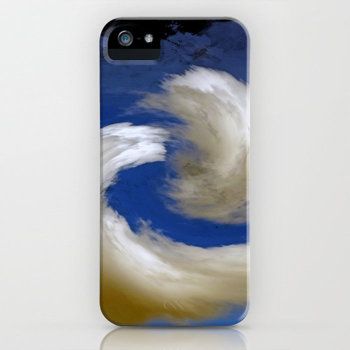 """""""Restless Love Clouds"""" iPhone Case"""