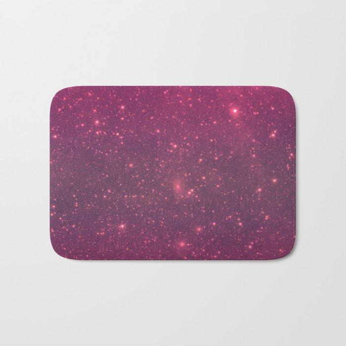 Pink Space Bath Mat