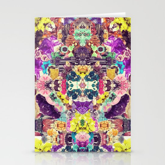 Crystalize Me Stationery Cards