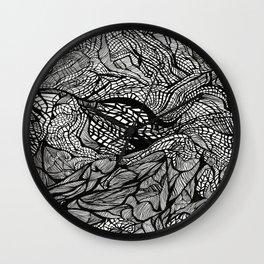 Unconscious Visual Thinking no.2 Wall Clock