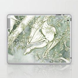 Chaudeleau the Green Marsh Dragon Laptop & iPad Skin