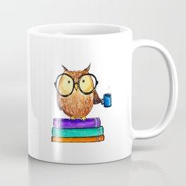 Oliver the Owl Coffee Mug