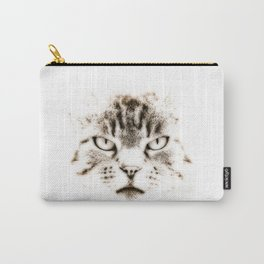 That Mischievous Cat Carry-All Pouch