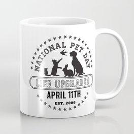 National Pet Day Coffee Mug