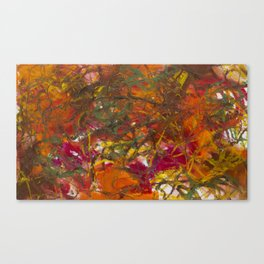 Abstraction I Canvas Print