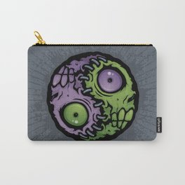 Zombie Yin-Yang Carry-All Pouch