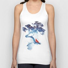 The last apple tree Unisex Tank Top