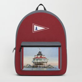 Thomas Point Light Backpack