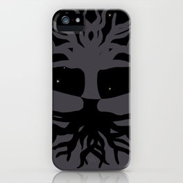 Earth- tree of life iPhone Case