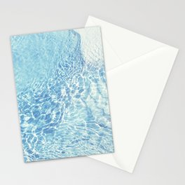 water and me 1 Stationery Cards