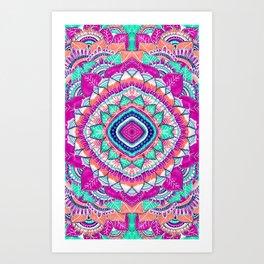 Color me Happy Art Print