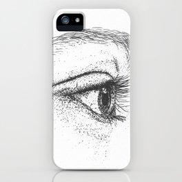 Eye yi yi iPhone Case