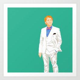 Rupert Art Print