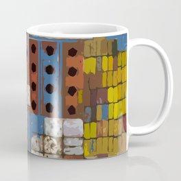 Construction geometric shapes Coffee Mug