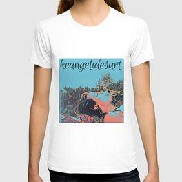 keangelidesart3 T-shirt