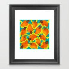 Cajufolia Framed Art Print