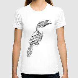 loro, parrot T-shirt