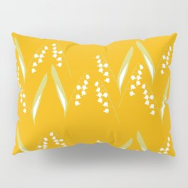 May there be Lily of the Valley Pillow Sham