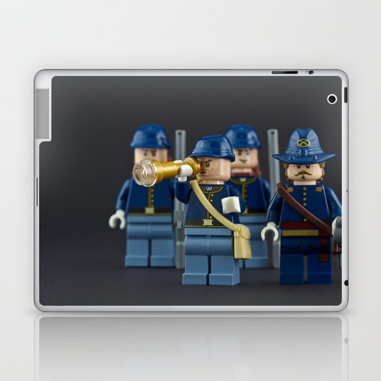 Here come the Cavalry  Laptop & iPad Skin