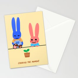 Cherish The Moment Stationery Cards