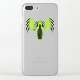 Venomous Clear iPhone Case
