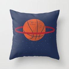 Spaceball Throw Pillow
