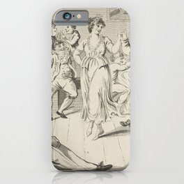 Kaiser Eduard  ArElisa Albert Bellon im Ballet Manon Lescaut in der TitelrolleAdditional Manon Lescaut_1 iPhone Case