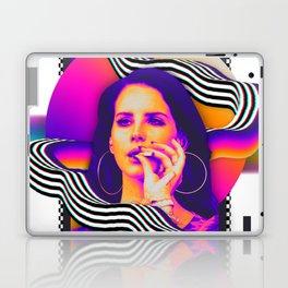 Lana - Pyschedelic Laptop & iPad Skin