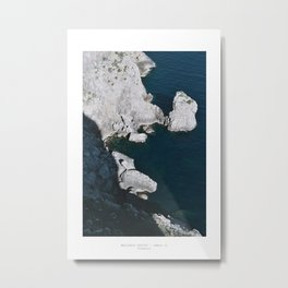 Formentor Metal Print