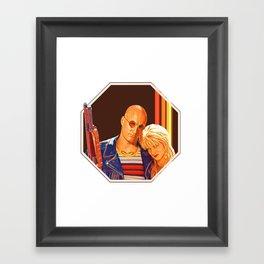MMKII Framed Art Print