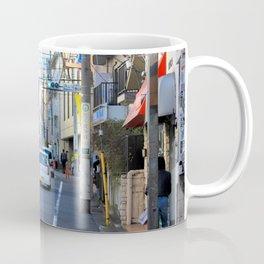 Shibuya Back Streets, Tokyo Coffee Mug