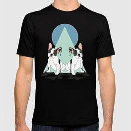Pugs (Blue) T-shirt