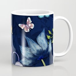 Flower flow Coffee Mug