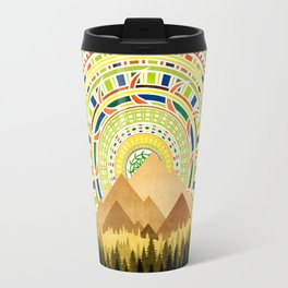 Disc Nature Travel Mug