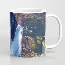Mosi-oa-Tunya: Rainbow Coffee Mug