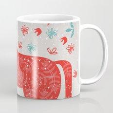 The Red Horse Mug