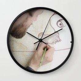 Danny Doom, Meerane 2011 Wall Clock