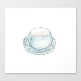 The Huggable Mug Canvas Print