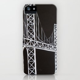 No. 59 Brooklyn Bridge  iPhone Case