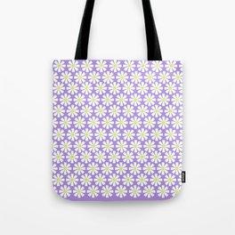 Lilac daisies Tote Bag