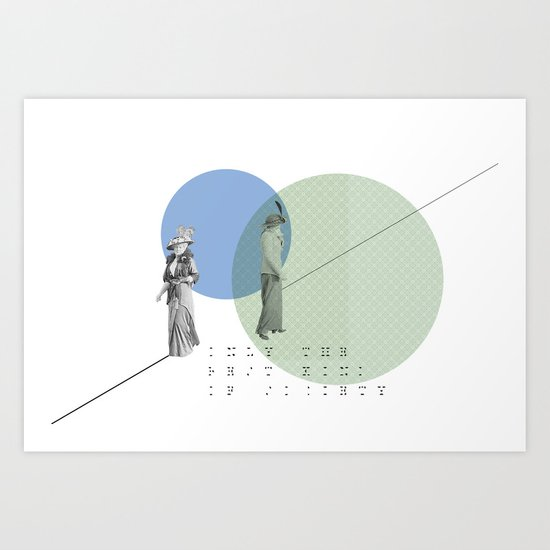 Only the Best Kind of Society Art Print
