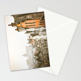 Grassmarket Rooftops Stationery Cards