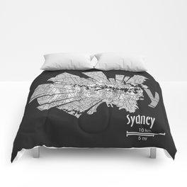 Sydney Comforters