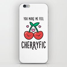 Cherryfic! iPhone & iPod Skin